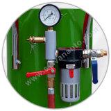 20 galones Rodar-Sobre la chorreadora de arena de la presión con el CE Sf0710