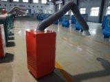 携帯用か移動式溶接発煙抽出器またはレーザーの煙の洗剤か溶接の集じん器
