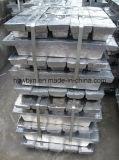 高い純度亜鉛インゴット99.995%との2016年の工場価格
