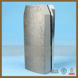 Granite, Granite, Diamond Abrasives를 위한 Diamond Metal Fickert Abrasive를 위한 다이아몬드 Fickert