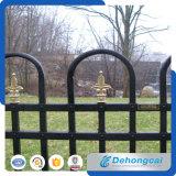 Cerca de alta calidad, cerca ornamental, cerca de la seguridad, cerca durable, cerca moderna del hierro labrado para el chalet o el jardín