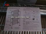 De Plank van de draad/de Planken van de Draad, het Opschorten van het Metaal Combinatie, velen chroom-Geplateerde Grootte, of Roestvrij staal