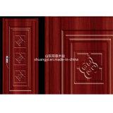 よいデザインの内部のタイマーの固体木のドア