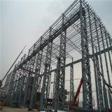 Ce y almacén de la estructura de acero de la ISO (ZY308)