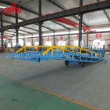 Behälter-Laden-Rampen-Gabelstapler-Laden-Rampen-hydraulische Rampe