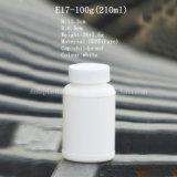 E17 Tablet Bottles avec la sécurité de l'enfant Cap From Chine (E17-100G)