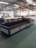 Máquina de estaca chinesa do plasma do CNC do fornecedor Pw-LC1540 para produtos mecânicos