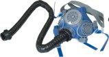 Polvo y respirador purificador de aire accionado impermeable al gas