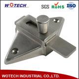 カスタマイズされた精密鋳造鋼鉄スライドはTs16949証明書を受けとる