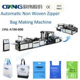 Voller automatischer Multifunktions-pp.-nichtgewebter Beutel, der Maschine herstellt