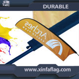 Qualitäts-Feder-Markierungsfahne/im Freienmarkierungsfahne/Ausstellungsstand-Markierungsfahne