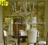 qualité antique de miroirs de 3-15mm - miroir en verre d'A018-Antique