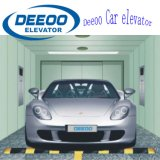 安全でスムーズで大きいスペース便利な自動車のエレベーター