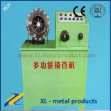 Máquina que prensa del manguito hidráulico con el CE aprobado