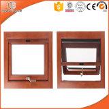 Окно тента тимберса высокого качества с внешний алюминиевым плакированием в Китае