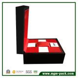 Коробка вахты верхней ранга швейцарская деревянная