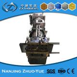 Extrusora do PVC do parafuso de Zhuo-Yue única