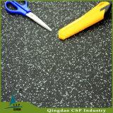 Stuoia di gomma della pavimentazione di ginnastica senza riduzione di disturbo