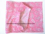 I prodotti dell'OEM hanno personalizzato la sciarpa UV del Buff del tubo del poliestere di protezione stampata disegno
