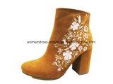 Новые горячие ботинки лодыжки высокой пятки повелительницы Способа на зима