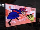 単一カラーフルカラーP10屋外広告のLED表示