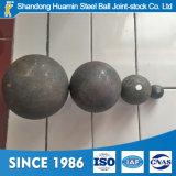 A venda direta 20mm-150mm da fábrica forjou as esferas de aço para a maquinaria de mineração