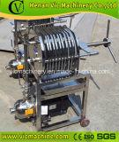 De Pers van de Filter van het Roestvrij staal van vriespunt (vriespunt-150), de Filter van de Olie