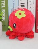 Octopus van het Stuk speelgoed van de Pluche van de Veiligheidsnorm van het bereik De Gevulde
