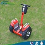 Individu électrique de roues des chariots de golf de scooter deux équilibrant le scooter électrique