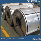 Zn de acero galvanizado prepintado 50 de la bobina
