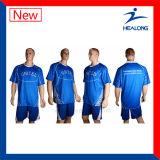 Healongの最新の完全な昇華ラグビーのスーツ