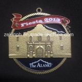 Изготовленный на заказ Big Zinc Alloy Medals/медальоны для Activities