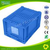Recipientes plásticos da distribuição para as peças de Honda