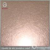 couleur de 201 304 316 PVD enduisant la feuille d'acier inoxydable pour des décorations