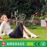 Quattro Colours Elegant Tough Artificial Lawn con Good Price