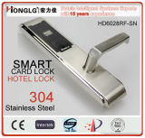 Hotel (HD6028)를 위한 ANSI/FCC Electronic Mortise Sensor Door Lock