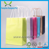 Hot Sale Factory Direct Imprimé Papier Kraft Sacs
