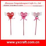 발렌타인 훈장 (ZY13L919-1-2-3) 결혼식 사랑 훈장 발렌타인 꽃