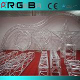 armature en aluminium d'éclairage de l'armature 6061-T6 pour le défilé de mode de concert en armature en aluminium d'éclairage de vente