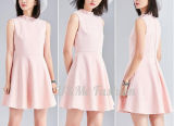 Платье женщин платья безрукавный для фабрики Китая одежды