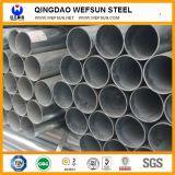 大きい品質の溶接されたカーボンブラックの構造の交通機関鋼管