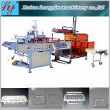 BOPS o material máquina plástica automática de Thermoforming da folha de 0.10 milímetros