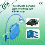 T6 bewegliche LED helle Zähne, die Maschine weiß werden