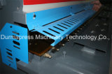 Машина 10*3200mm QC12y стальная режа, машина плиты CNC режа, автомат для резки листа