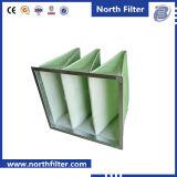 Synthetische Faser-Beutelfilter mit Primär