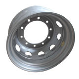 Ausgerüstet mit schlauchlosem Stahlrad des Reifen-15r22.5 (22.5*11.75)