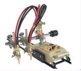 Machine de découpage de gaz de coupeur de flamme d'Oxy-Carburant (CG1-100A)