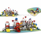 Kids (HD-201C)のための娯楽Park Outdoor Playground Set