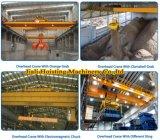 Alzamiento eléctrico de 20 toneladas con alta calidad con el gancho de leva de la suspensión