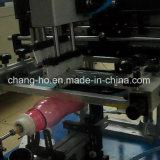 Máquina de impresión de pantalla cilíndrica de escritorio